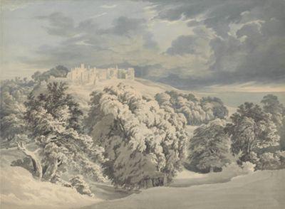 St. Donat's Castle, Glamorganshire