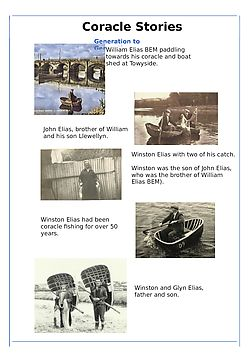 CORACLE STORIES