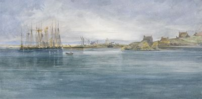 Holyhead, Highwater