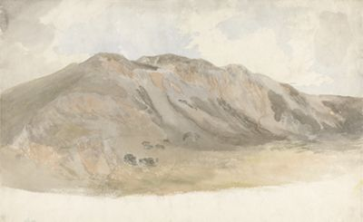Mountain Landscape, North Wales