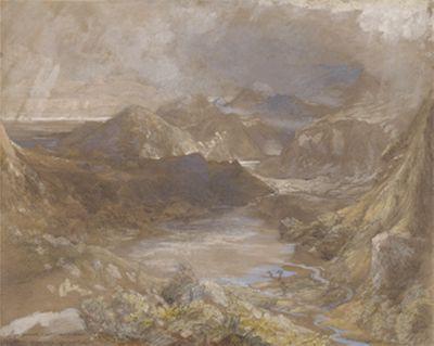 Llwyngwynedd and Part of Llyn-y-ddina Between...