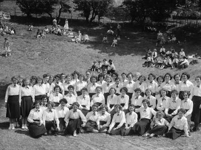 Llangollen International Musical Eisteddfod 1952