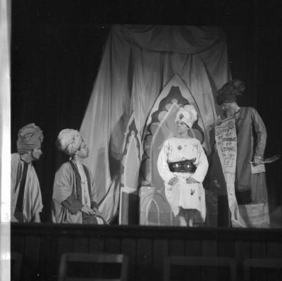 Caernarfon Children's Theatre presenting ...