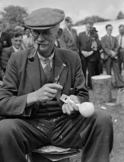 National Eisteddfod, Aberdare, 1956