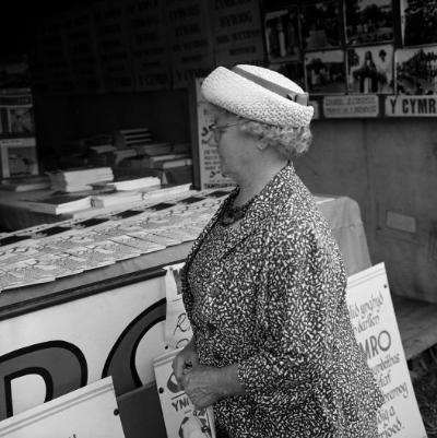 National Eisteddfod, Swanesa, 1964