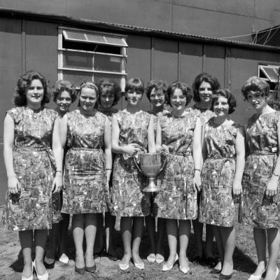 National Eisteddfod, Swansea 1964