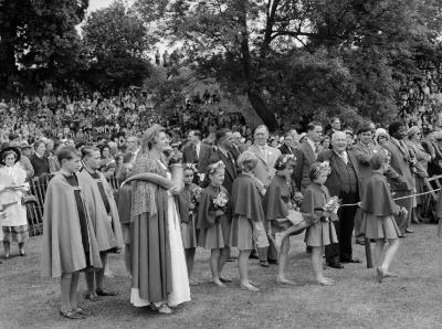 Proclamation of the 1960 National Eisteddfod of...