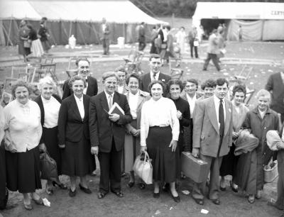 Eisteddfod Genedlaethol Llangefni, 1957