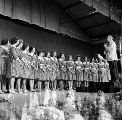 1963 National Eisteddfod, Llandudno
