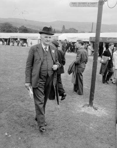 National Eisteddfod of Wales 1956, Aberdare
