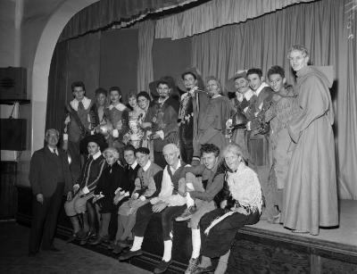 Friars' School play, Bangor