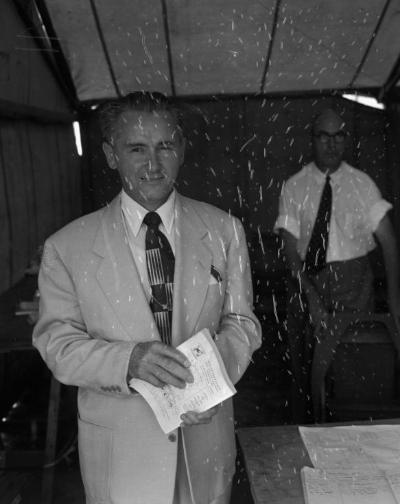 National Eisteddfod of Wales 1955, Pwllheli