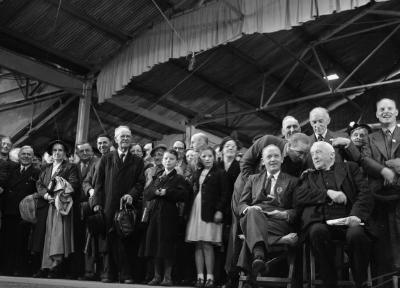 National Eisteddfod of Wales 1952, Aberystwyth