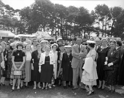 National Eisteddfod of Wales 1957, Llangefni