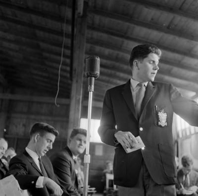 Llandudno National Eisteddfod 1963