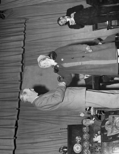 Meirion Drama Festival, Dolgellau, 1961