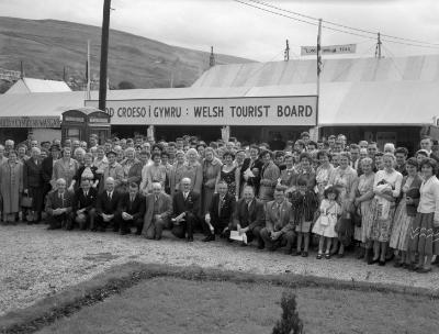National Eisteddfod of Wales 1958, Ebbw Vale