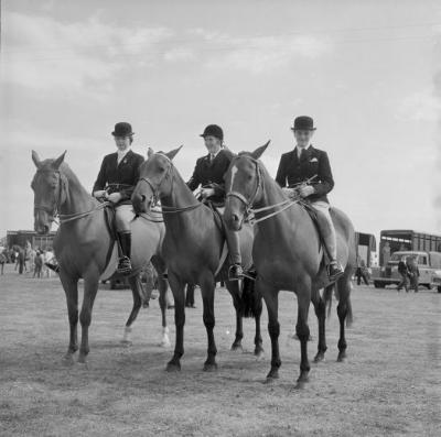 Anglesey Agricultural Show 1962