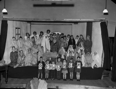 Nativity Play by Y Ffor, Pwllheli's Sunday...