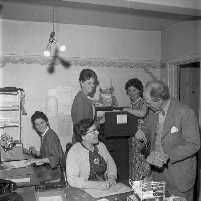 The National Eisteddfod Office, 1961,...