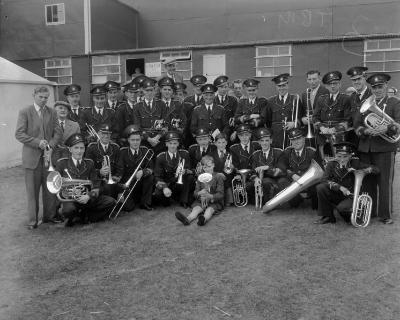 National Eisteddfod of Wales 1956, Aberdare