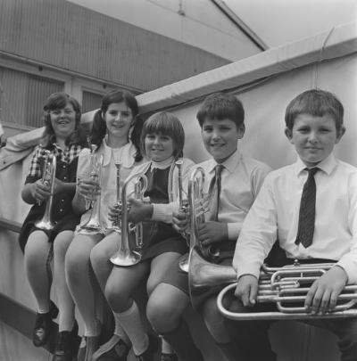 Eisteddfod Genedlaethol Hwlffordd 1972