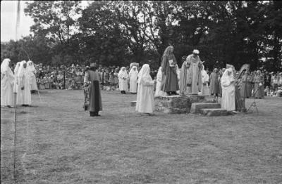 Denbigh National Eisteddfod 1939, and the...