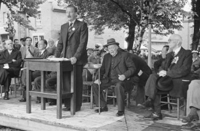Colwyn Bay National Eisteddfod 1947
