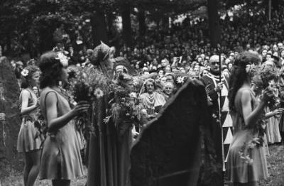 Eisteddfod Genedlaethol 1946, Aberpennar