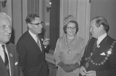 Cyhoeddi Eisteddfod Genedlaethol Bangor, 1971