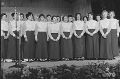 Barry Royal National Eisteddfod, 1968
