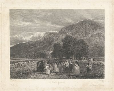 A Welsh Funeral