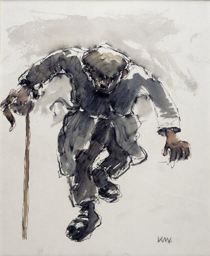 Farmer with stick 8