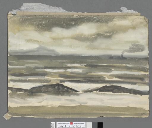 Sea at Llanddwyn