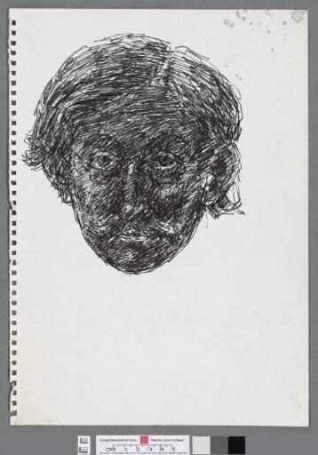 Self portrait head