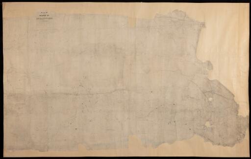 Plan of the parish of Dwygyfylchi