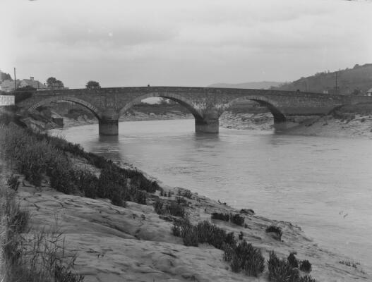 Caerleon Bridge View