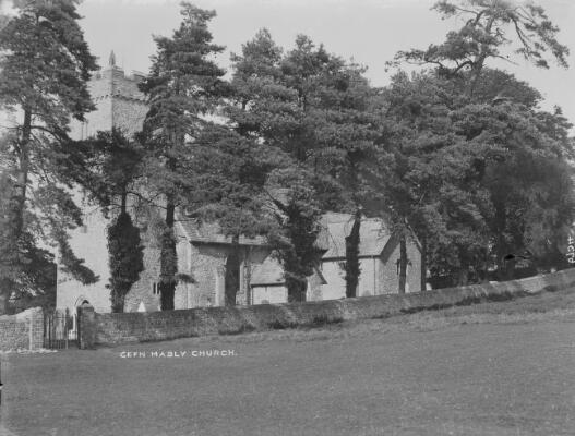 Eglwys Cefn Mabli
