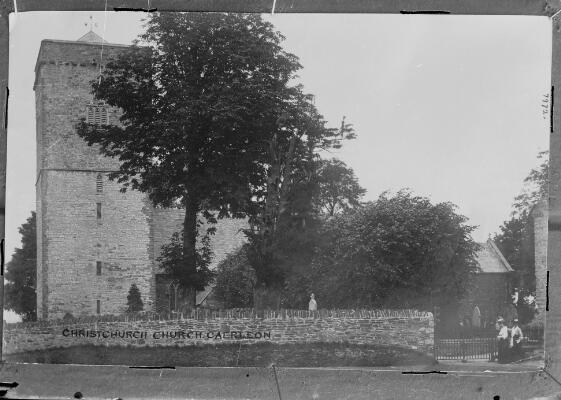 Eglwys Crist, Casnewydd