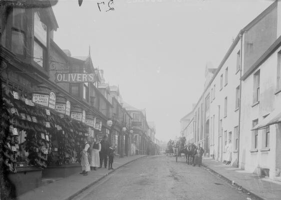 North Street,  Dowlais
