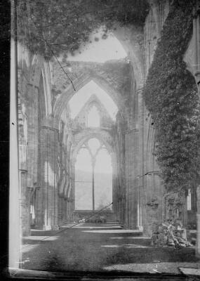 View of Tintern Abbey