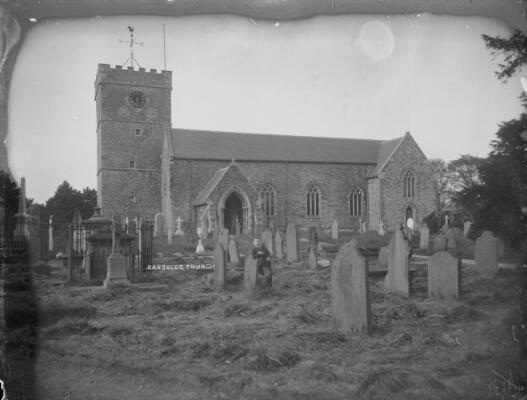 Bassaleg Church