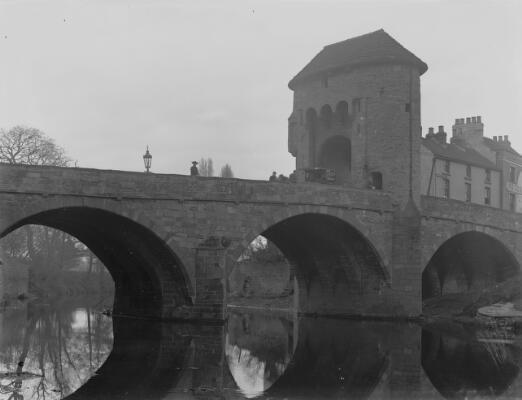 The Old Bridge Gate Monmouth