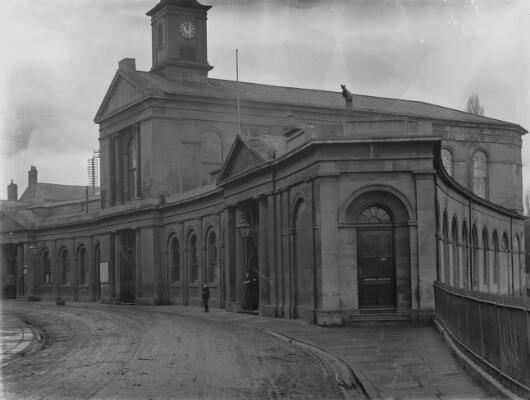The Market & Post Office, Monmouth