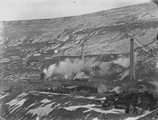 Ferndale Collieries, Ferndale, Rhondda