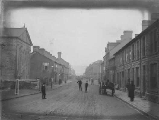 Bethcar Street, Ebbw Vale