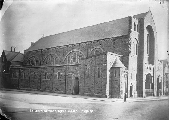 St Mary of the Angel's Church, Cardiff
