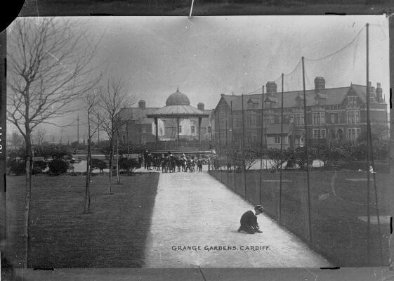 Grange Gardens, Cardiff