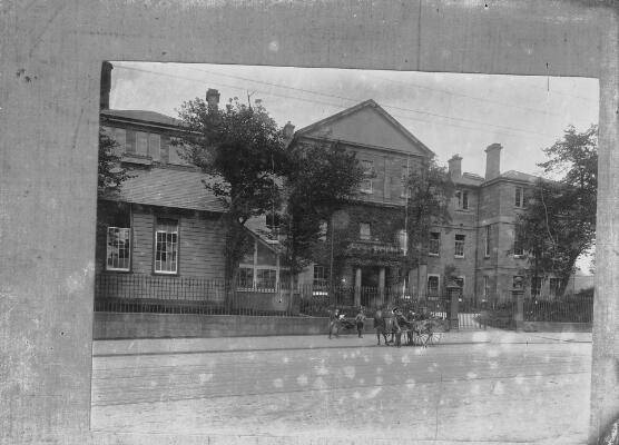 University College, Newport Road, Cardiff