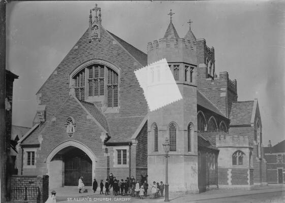 St Albans Church, Cardiff